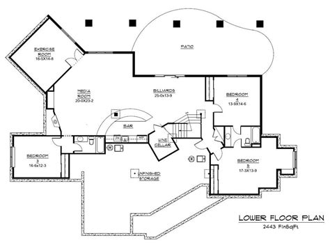 basketball floor plan home floor plans with basketball court