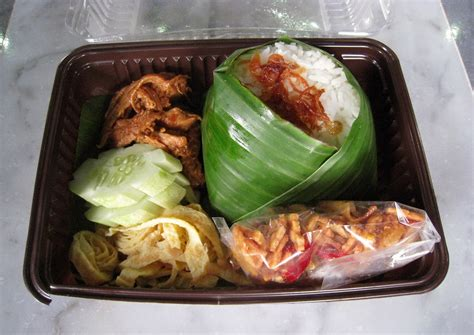 Nasi Box Ready To Eat 1 non americans of reddit what do you eat for a typical breakfast askreddit