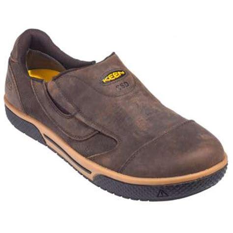 keen shoes s steel toe 1012774 esd slip on water