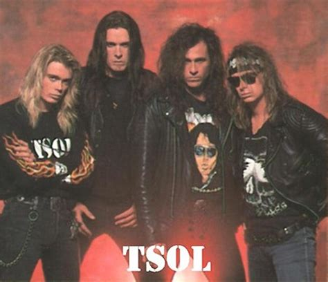 T S O L Band tsol discography reference list of cds heavy harmonies