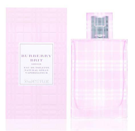 Parfum Burberry Brit Sheer burberry brit sheer burberry perfume a fragrance for