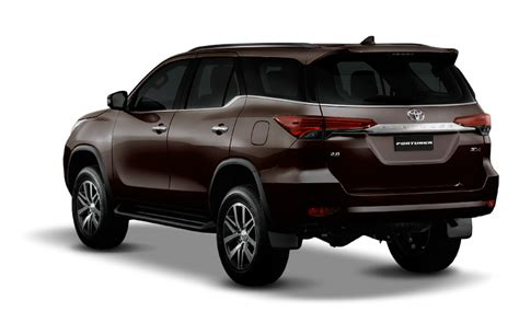 Fortuner K8107g B Black Gold Silver new 2016 toyota fortuner india gt gt price specification mileage features