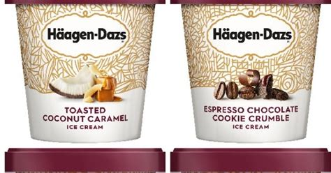 Haagen-Dazs Adds Four New Flavors Including Toasted ... Arby S Meat Mountain