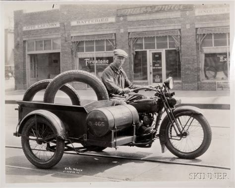 Vintage Harley Davidson Photos by Fifty Five Vintage Harley Davidson Motorcycle Photographs