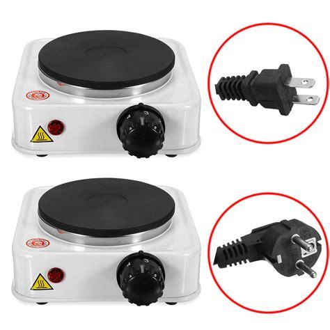 Winn Gas Kompor Portable Tipe W 1b 500w mini electric stove plate burner portable warmer coffee heater travel cooking