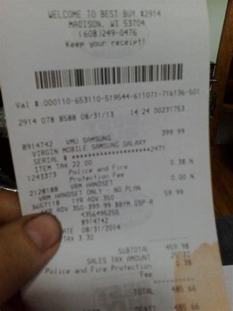 pin best buy receipt on pinterest