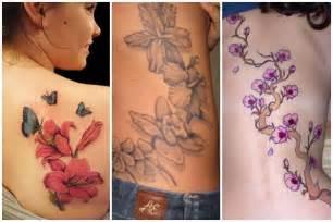 tatuaggi femminili fiori tatuaggi fiori tante idee per decorare il tuo corpo