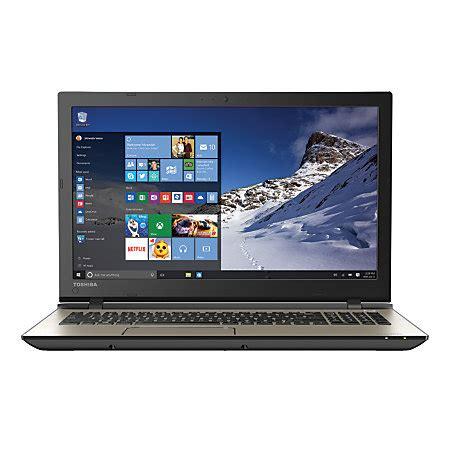 toshiba satellite laptop 15 6 screen intel i7 12gb memory 1tb drive windows 10 by
