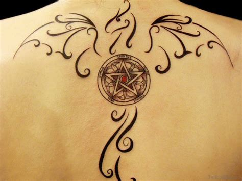 elegant tattoos 60 excellent tribal tattoos design for back