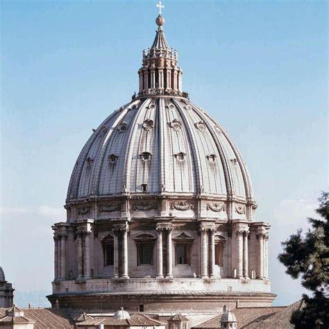 cupola di san pietro michelangelo dome of st s by michelangelo buonarroti