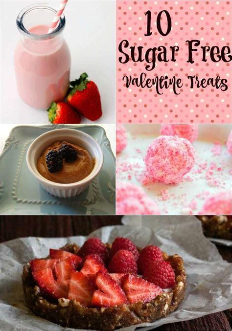 sugar free valentines for your 10 sugar free treats