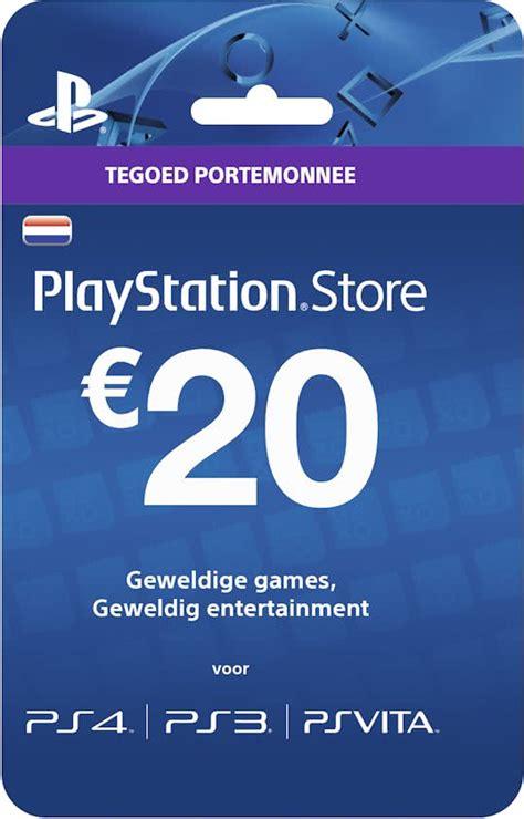 Psn Network Gift Card - bol com nederlands sony playstation network psn giftcard