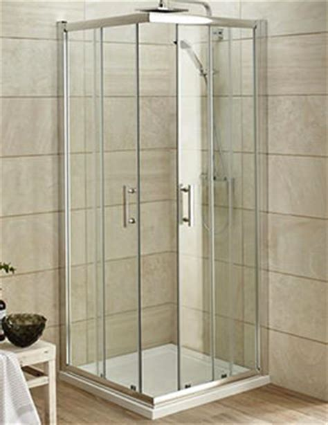 Showers Cubicles In Small Bathroom Glass Shower Cubicles Small And Large Bathrooms Shower Cubicle