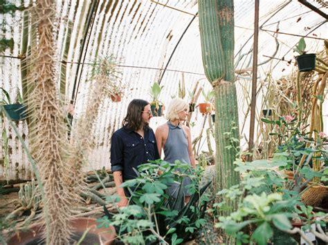 Moorten Botanical Garden Palm Springs Ca Moorten Botanical Garden Engagement Palm Springs