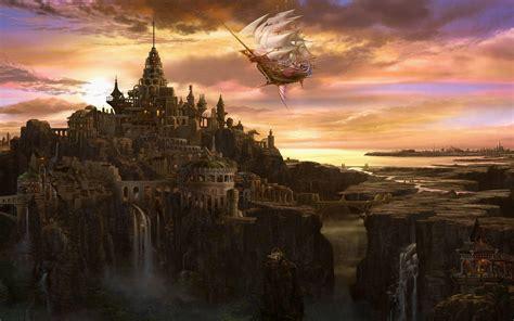 wallpaper abyss fantasy city fantasy city wallpapers wallpaper cave