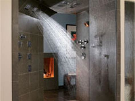 Small Bathroom Shower Stall Ideas showered in luxury hgtv