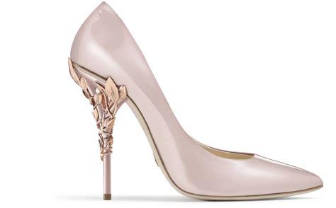 High Heels Pink B pink and gold heels qu heel