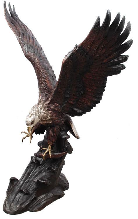 eagle catching fish bronze statue bronze ktv