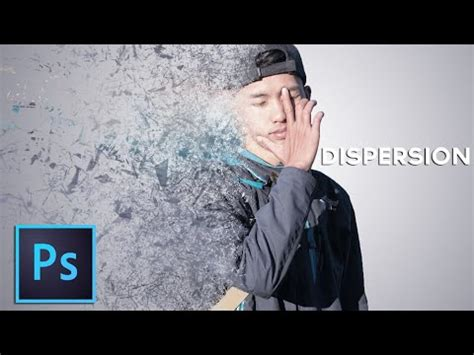 Tutorial Photoshop Dispersion Effect Bahasa Indonesia | cara membuat dispersion effect tutorial photoshop bahasa