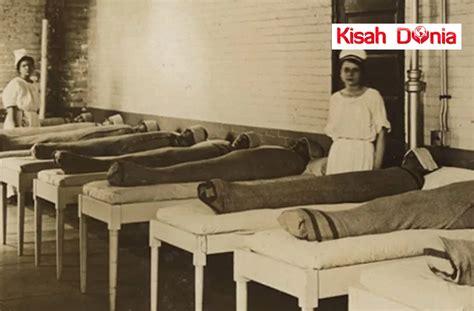 Selimut Hospital inilah dia kaedah rawatan hospital zaman dahulu yang nak ngeri dan menakutkan kisah dunia