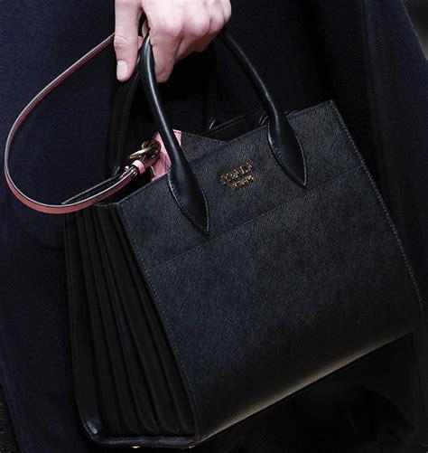 Prada 2008 Handbags Runway Review by Prada Fall Winter 2016 Runway Bag Collection For