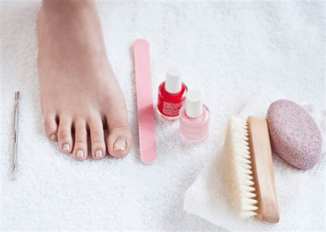 perfecting your summer pedicure nine to five