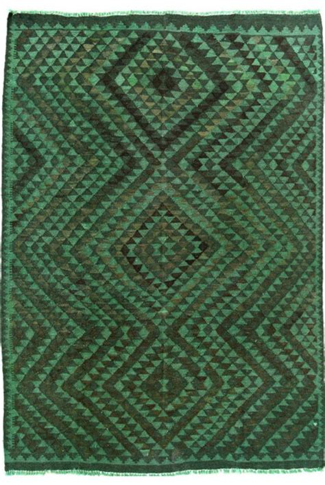 eclectic rugs dyed ahalya kilim grass rug eclectic rugs by rugs usa