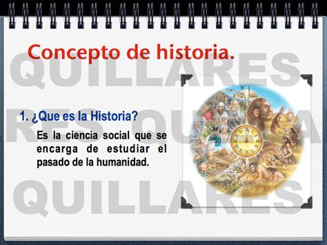 historias a la redonda qu es historias a la redonda historia universal concepto de historia