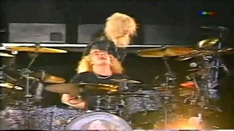 matt guns and roses guns n roses 180 180 matt sorum drum live argentina 92