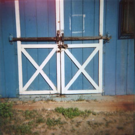 bar the door