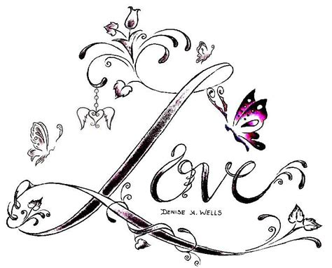 love tattoo designs with names design by a if you are