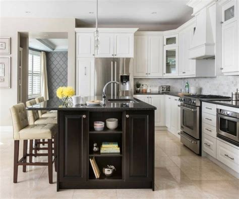 impressive white marble kitchen island contemporary with