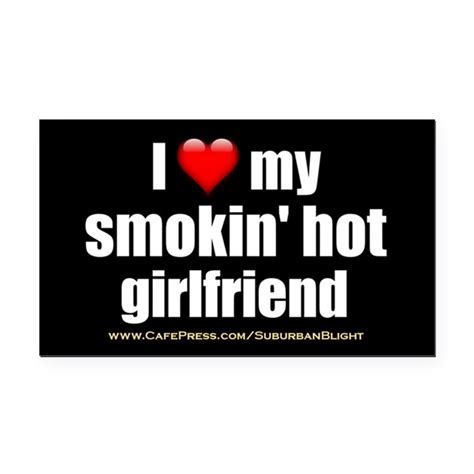 I My quot my smokin quot rectangle car mag by
