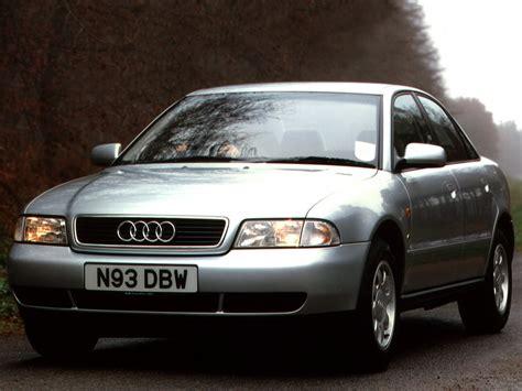 Audi A4 1994 by Audi A4 Sedan Uk Spec 1994 1997 Wallpaper Wallpapers