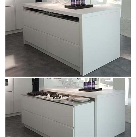 space for kitchen island 14 wonderful space saving small kitchen designs