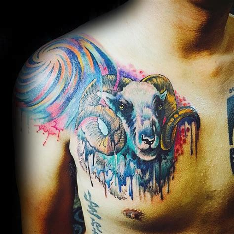zodiac aries tattoos parryz com
