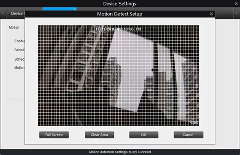 ip motion detection how to set motion detection for reolink cameras in reolink