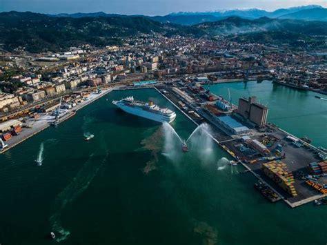 porto della spezia porti spezia forcieri ap si occupino anche di logistica