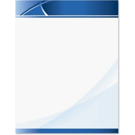 design header paper letterhead designs optimal letterhead by paper direct
