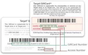 Gift Card Amount Check - serial number cash in your gift cards