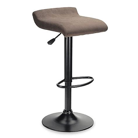 Backless Padded Air Lift Stool backless padded air lift stool bed bath beyond