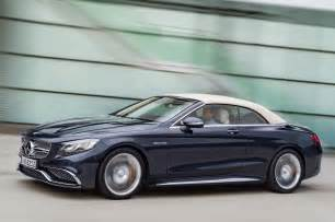621hp 2017 mercedes amg s65 cabriolet revealed