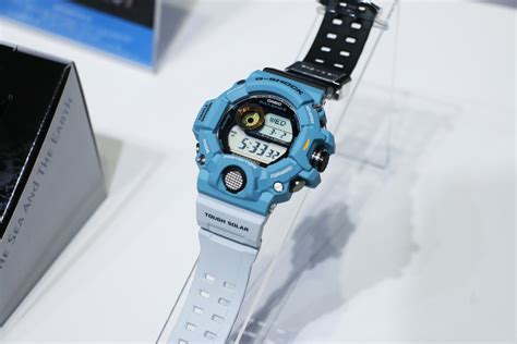 Gshock Rangeman The Sea And The Earth Gw 9403kj 9 Original g shock gw 9402kj 2jr rangeman the sea and the earth 2016 earthwatch limited edition