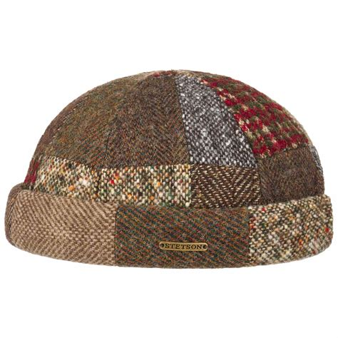 Patchwork Hat - patchwork wool docker hat by stetson eur 69 00 gt hats