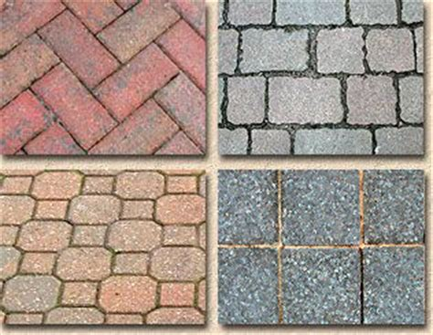 Decorative Bricks Home Depot by Paving Expert Block Paving Choosing A Block Or Brick Paver