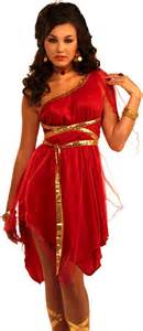 Ancient greek goddesses clothing