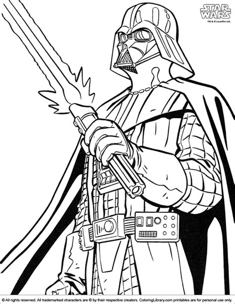 pages wars wars coloring pictures coloring home
