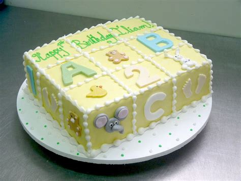 Baby Shower Birthday Cake by Picture Insights Baby Shower Cakes