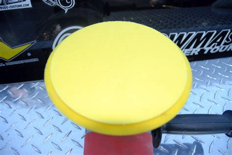 Machine 3m 5996 Pad Glaze 3m Step 2 technical paint guide to buffing the h a m b