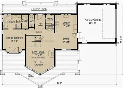 log house floor plans eco friendly home familly